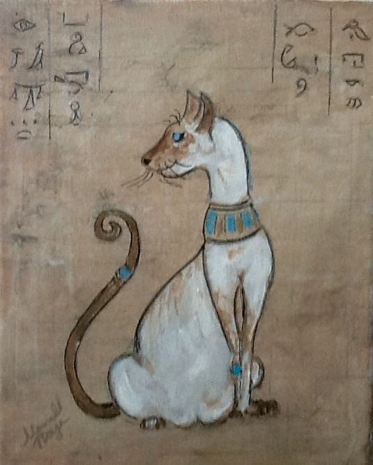 Egyptian Siamese