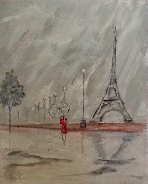 Footsteps of Paris