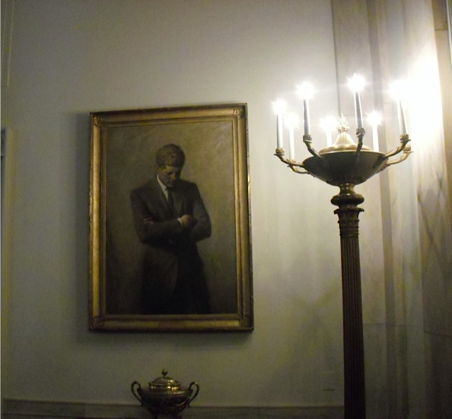Kennedy Portrait