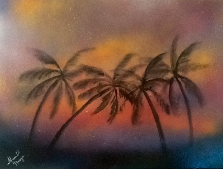 Palm Trees 3