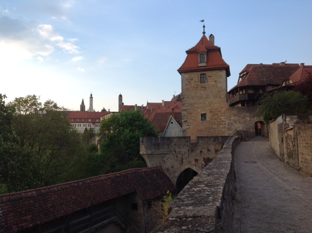 Rothenburg ob der Tauber - 2