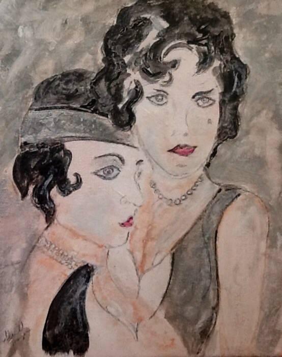 Sisters 1920