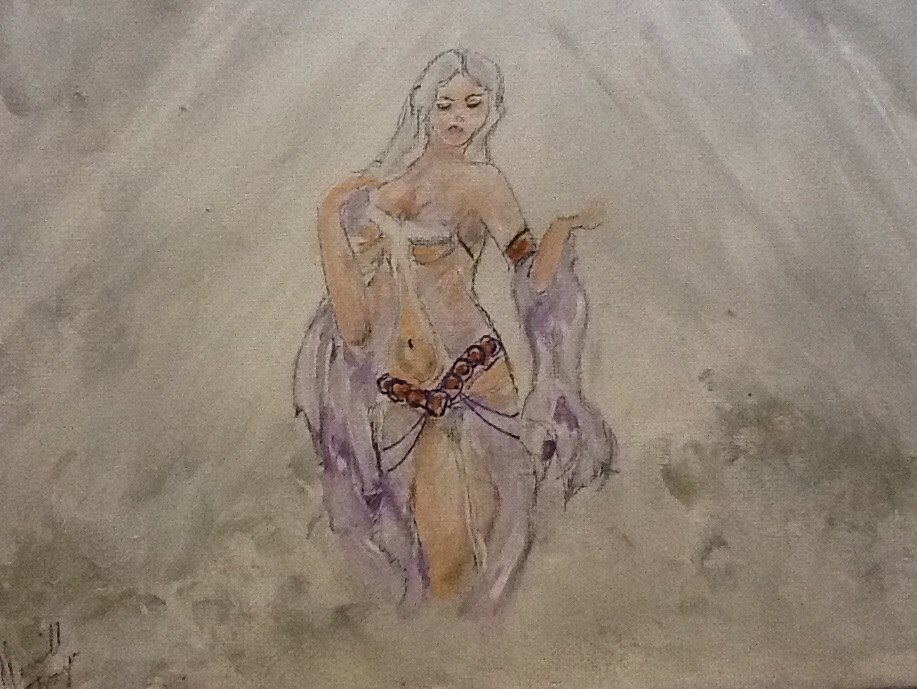 Aife Wiccan Princess