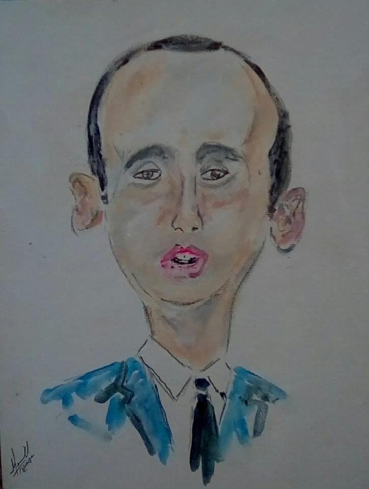Stephen Miller, White House Creep and Speech Writer